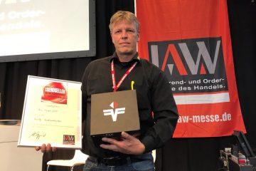 nico europe firefly gewinnt trendseller product award