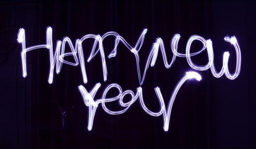 Frohes neues Jahr allerseits!