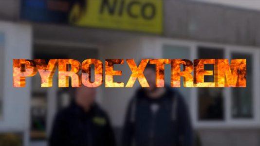 PyroExtrem zu Besuch in unseren heiligen Hallen