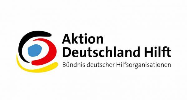 nico europe unternehmen soziales engagement social commitment charity logo von aktion deutschland hilft