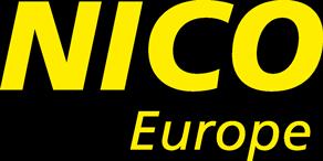NICO Europe Logo yellow gelb 292x146px zum download