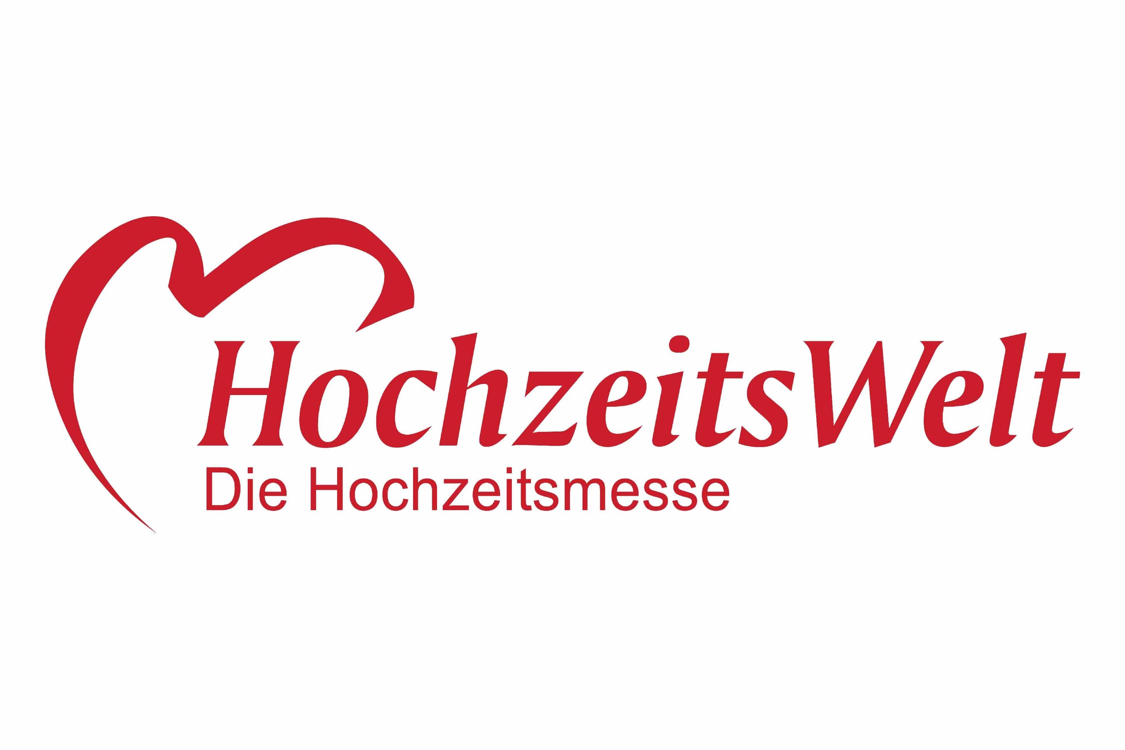 """nico europe news messen trade fairs logo von messe """"hochzeitswelt unterm funkturm"""""""