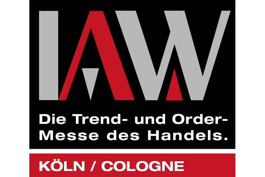 """nico europe news messen trade fairs logo von messe """"iaw köln"""""""