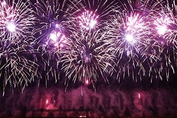 nico europe unternehmen feuerwerke liuyang creative musical fireworks competition rosa feuerwerkseffekte