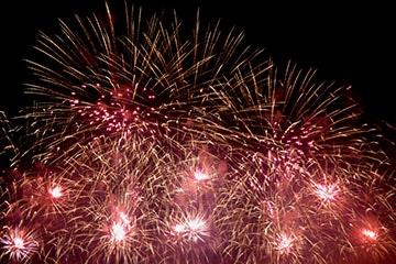 nico europe unternehmen feuerwerke liuyang creative musical fireworks competition rote feuerwerkseffekte