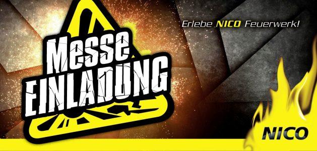 NICO kommt zur Nürnberger Spielwarenmesse