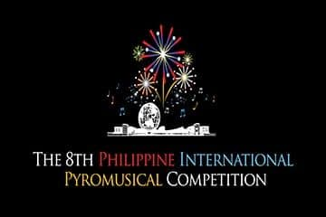 nico europe feuerwerke philippine international pyromusical competition offizielles logo 2017