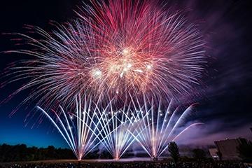 nico europe hoffest 2017 abschlussfeuerwerk