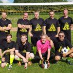 NICO Europe Teamfoto Berlin-Brandenburgischer Unternehmenscup 2017