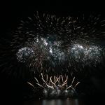nico europe feuerwerke silkeborg fireworks regatta 2017 gigantisches feuerwerk mit zahlreichen effekten auf drei ebenen