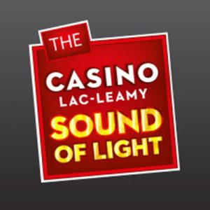 Casino du Lac Leamy Sound of Light