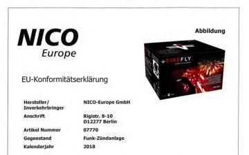 07770 EU Declaration of Conformity FireFly Wireless Firing Module