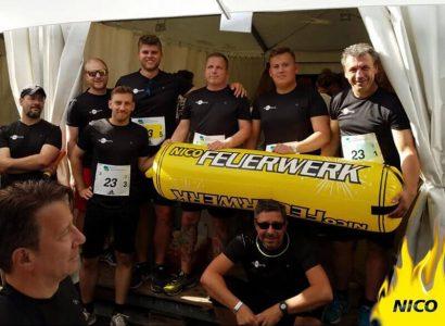 Berliner Wasserbetriebe Team-Staffellauf