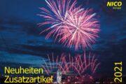NICO Europe Katalog Neuheiten und Zusatzartikel 2021